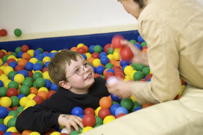 Behindertenhilfe, DRK, Kindergruppe, Eram, Kurheim
