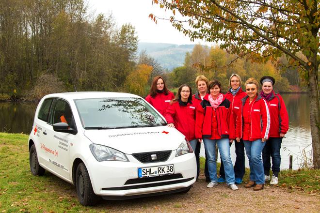 Unser Team der Sozialstation Ilmenau