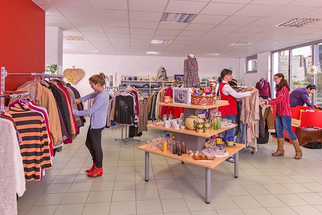 DRK Kleiderladen - StöberEck Suhl