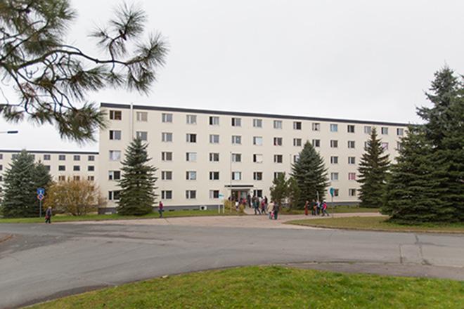 Landesaufnahmestelle in Suhl Friedberg