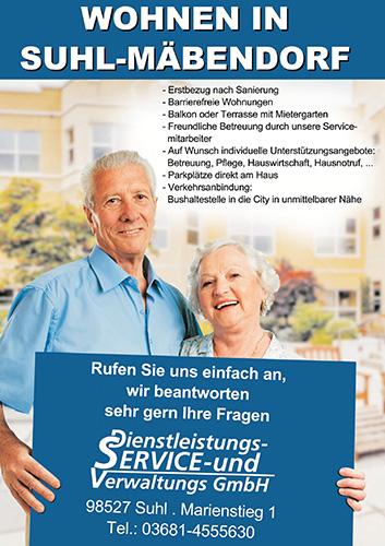 Suhl Mäbendorf meldung drk kreisverband suhl e v