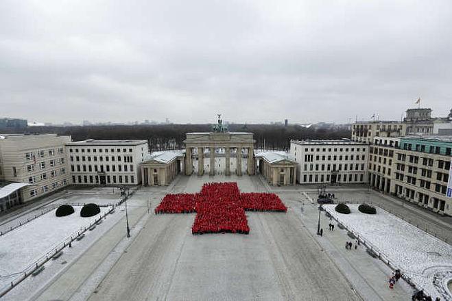 Deutsches Rotes Kreuz DRK, Veranstaltungen, Pariser Platz
